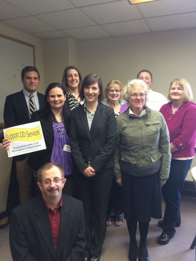 OSAC DD Advocacy Days Picture