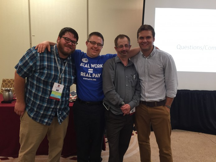 OSAC Presents at the National APSE Conference